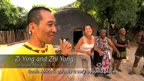 China couple travel and experience South Africa -...