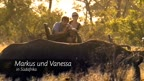 German couple travel and experience South Africa ...