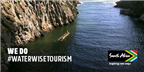 We Do #WaterWiseTourism Twitter