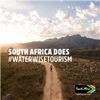 South Africa does #WaterWiseTourism Instagram