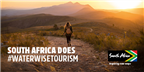 South Africa does #WaterWiseTourism Twitter