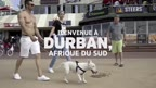 Bustling City Lifestyle of Durban 60 sec - French...