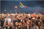 Scene from the Johannesburg leg of the Ultra musi...