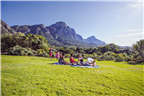 People having a picnic in Kirstenbosch