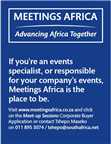 Meetings Africa - Advancing Africa Together