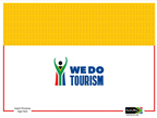 We Do Tourism Powerpoint Template